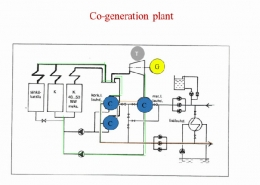 Kaukolämmitysjärjestelmä ja sen energiatase
